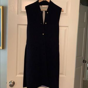 Tory Burch long vest